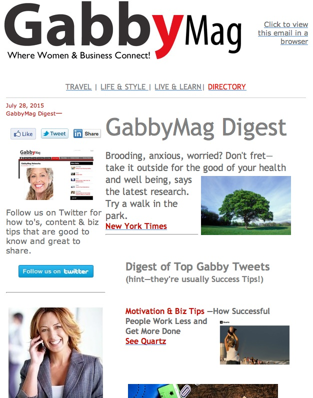 GabbyMag